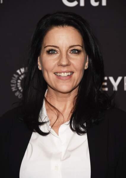 À quoi ressemblent les stars des séries télé des années 90 - Andrea Parker aujourd'hui