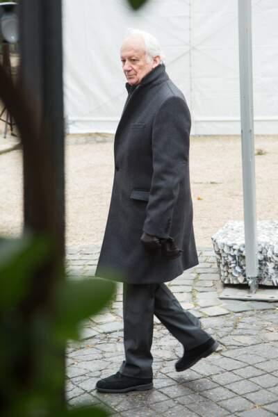 Obsèques de Michel Legrand à Paris : Jean-Marie Cavada