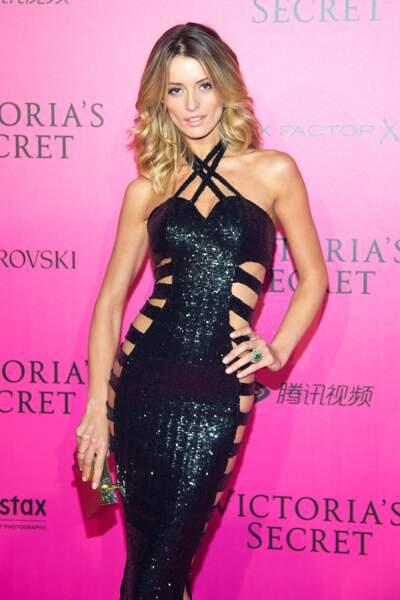 Défilé Victoria's Secret : Flavia Lucini