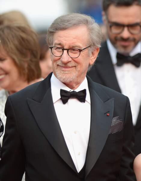 """Steven Spielberg le réalisateur du film """"Le BGG"""""""