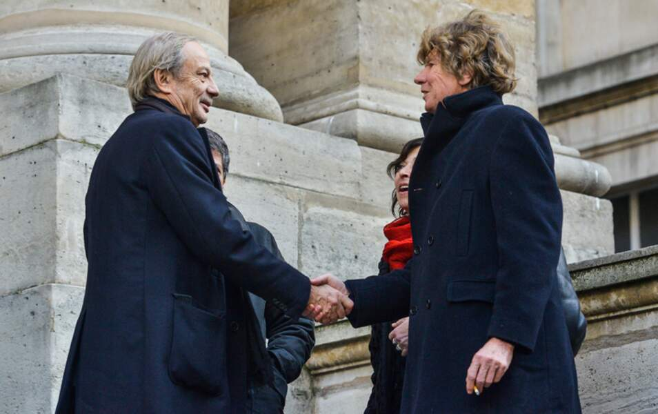 Patrick Chesnais et Etienne Chatiliez