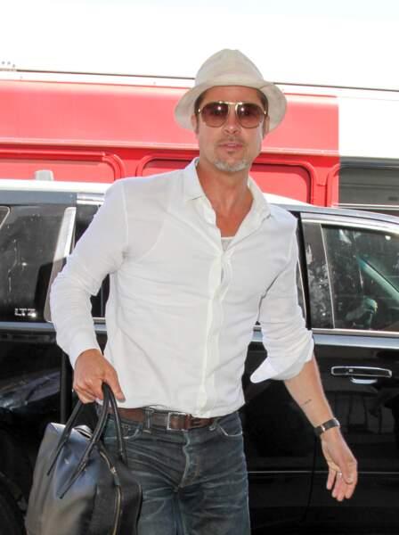 Brad Pitt est papa de 6 enfants, avec Angelina Jolie