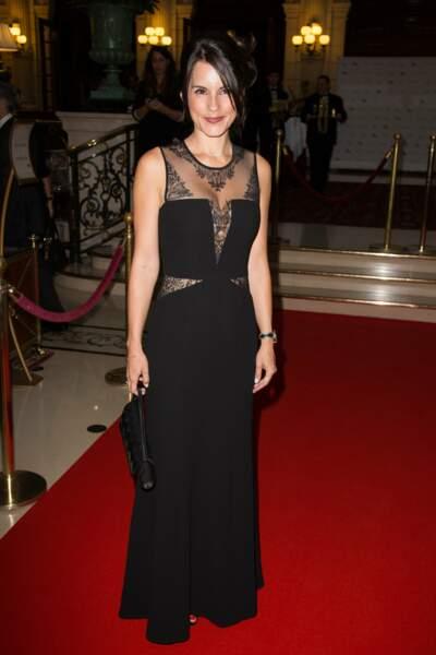Marion Jollès-Grosjean très, très en beauté