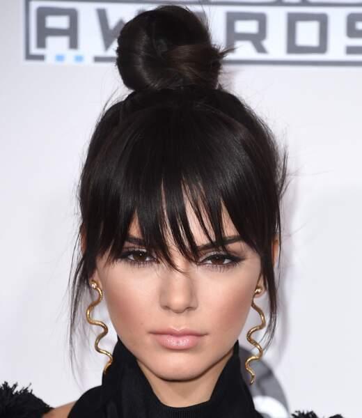 France Gall : elle a mis la frange à la mode ! - Kendall Jenner