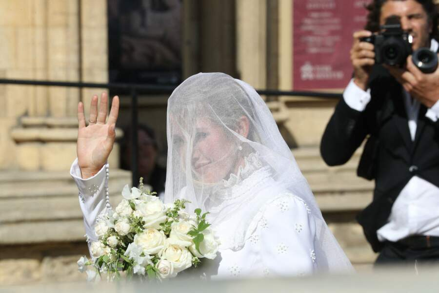Le mariage d'Ellie Goulding à Londres