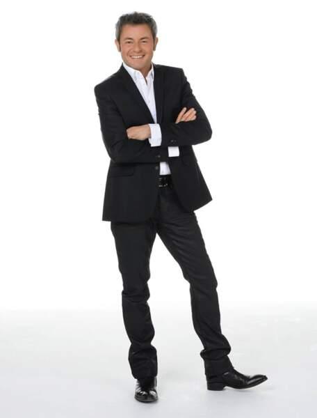 Jérôme Anthony, animateur