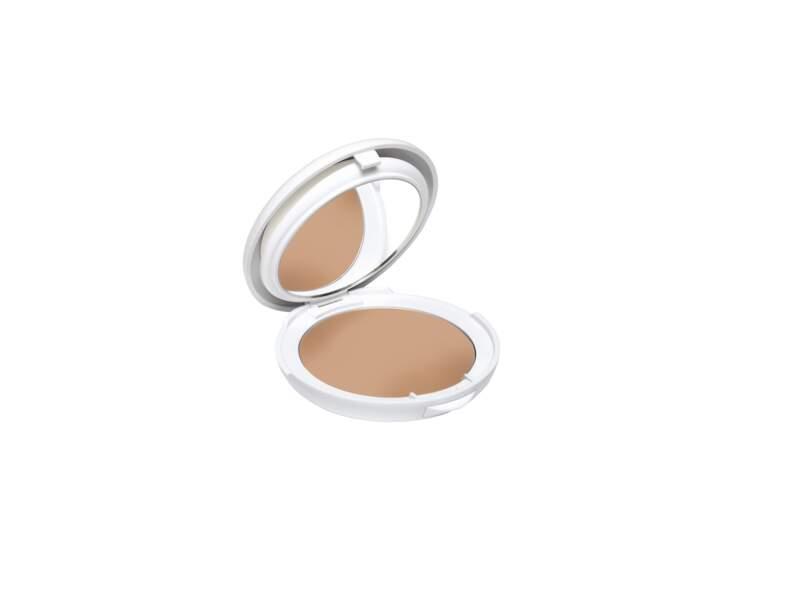 Crème minérale compacte teintée SPF 50+. 15,70 €, Uriage