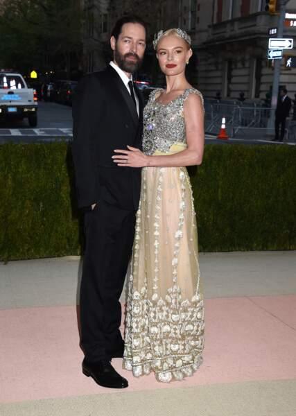 Kate Bosworth en Dolce & Gabbana