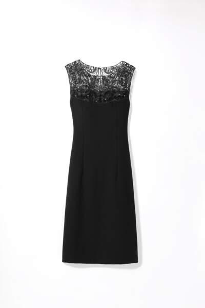 1.2.3 collection ornée de Swarovski : robe Calipso