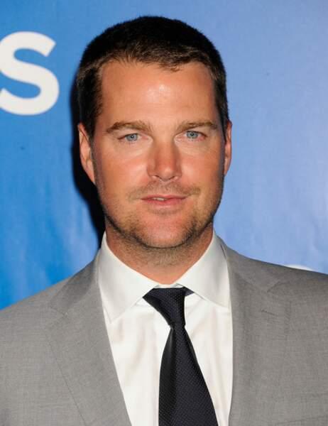 Chris O'Donnell alias l'agent spécial G.Callen dans NCIS : Los Angeles