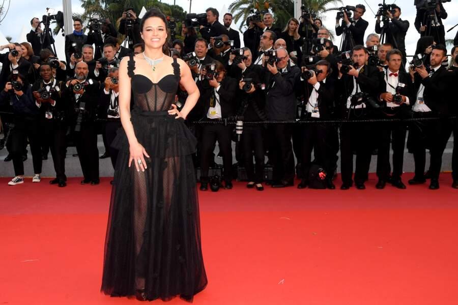 Cannes 2018 - Kristen Stewart envoie valser la bienséance - Michelle Rodriguez