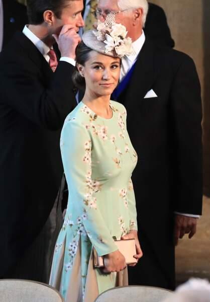 Pippa Middleton au mariage d'Harry et Meghan