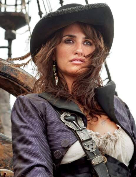 Penélope Cruz dans Pirates des Caraïbes 4