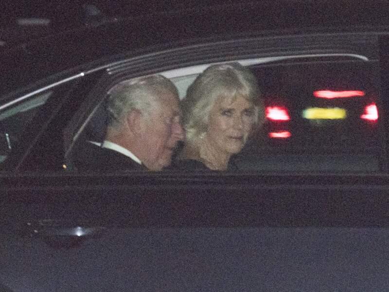 Le prince Charles et Camilla Parker-Bowles