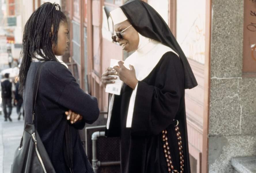 La fausse nonne a repéré de grands talents comme Rita Wilson, jouée par Lauryn Hill