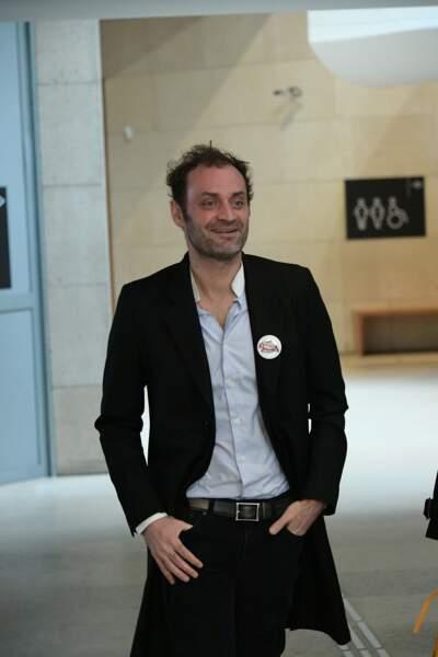 Augustin Trapenard à l'hommage à Agnès Varda