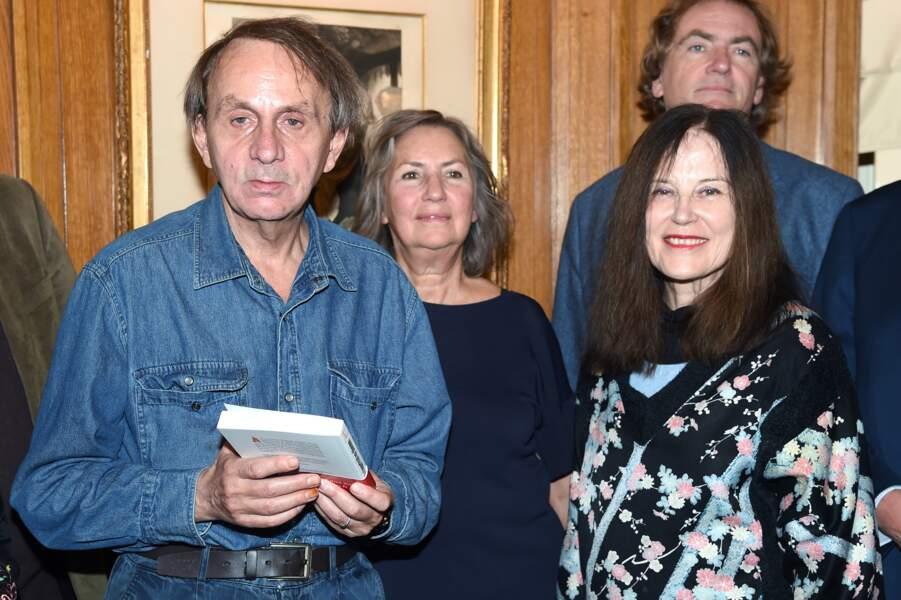 """Remise du prix """"30 Millions d'amis"""" à Solange pour son livre """"Autoportrait en chienne"""" à Paris"""