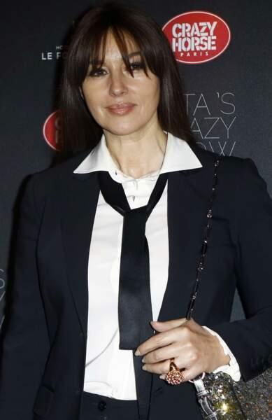 Crazy Show  : l'actrice Monica Bellucci