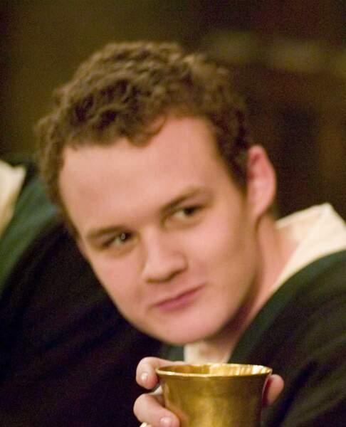 Josh Herdman était Gregory Goyle un des copains de Drago Malefoy dans Harry Potter