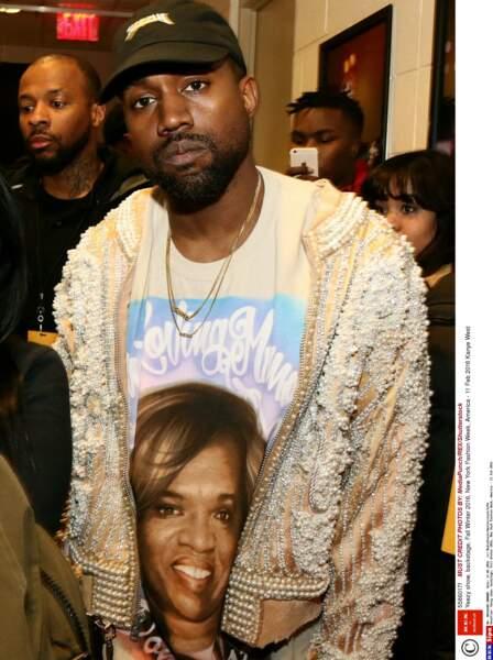 Kanye West aussi.
