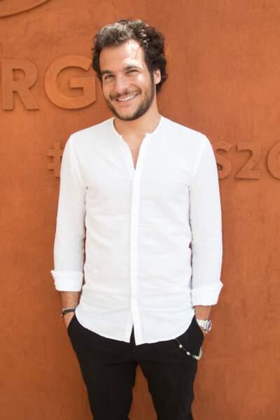 Amir Haddad, équipe de Jenifer, finaliste de la saison 3