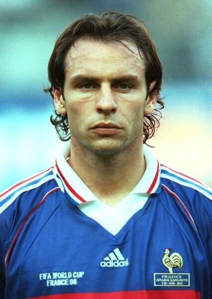 Alain Boghossian en 1998 (27 ans)