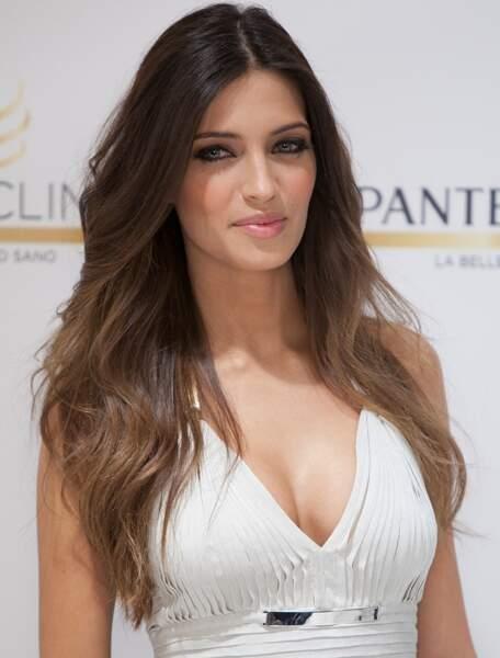 Sara Carbonero, la compagne d'Iker Casillas (Espagne)
