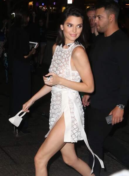 Kendall Jenner, New York, 03 mai 2018