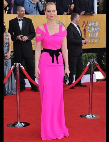 Jennifer Lawrence ravissante