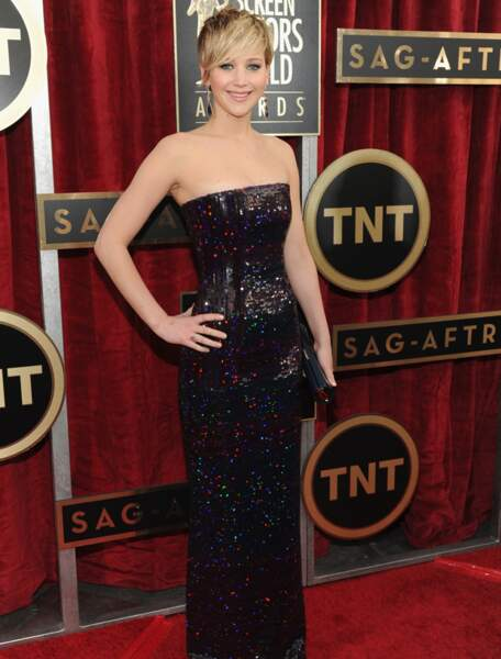 1 – Jennifer Lawrence