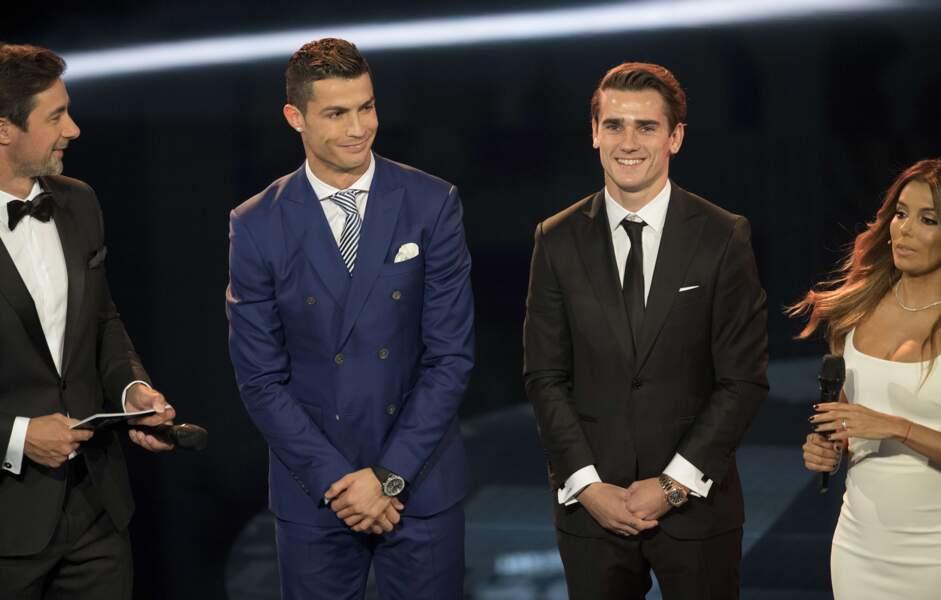 Prix FIFA : Cristiano Ronaldo aux Prix FIFA
