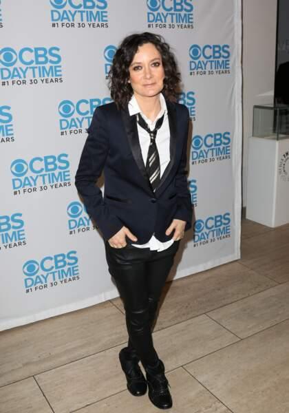 À quoi ressemblent les stars des séries télé des années 90 - Sara Gilber (leur fille cadette) aujourd'hui