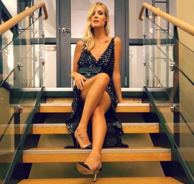 Euro 2016 : voici la très sexy Josefine Berg, compagne du joueur suédois Marcus Berg