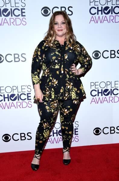 People's Choice Awards 2017 : Melissa McCarthy, sacrée meilleure comique