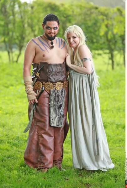 Evidemment, le thème du mariage sera Game of Thrones