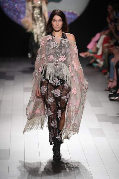 Fashion week de New York - Second passage pour Bella Hadid