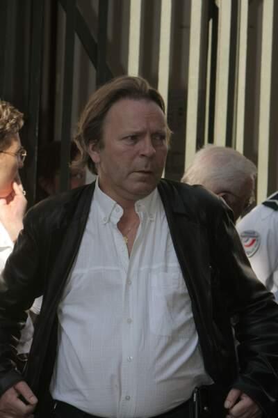 Mort de Thierry Séchan