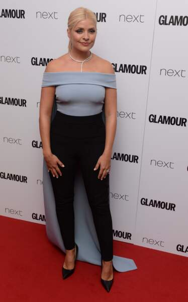 Holly Willoughby aux Glamour Awards