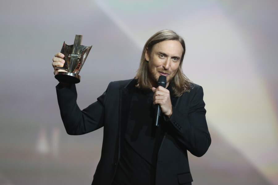10ème place : David Guetta