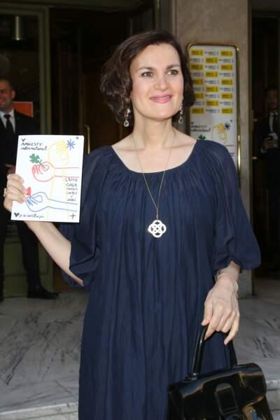 Gala Amnesty International - Armelle