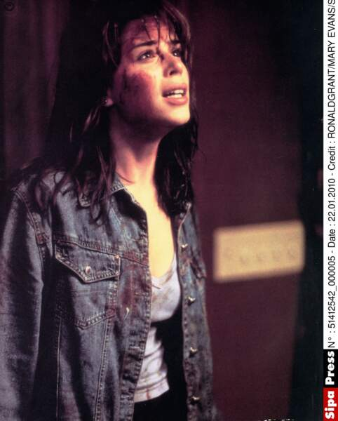 Scream a 20 ans : Neve Campbell à 22 ans