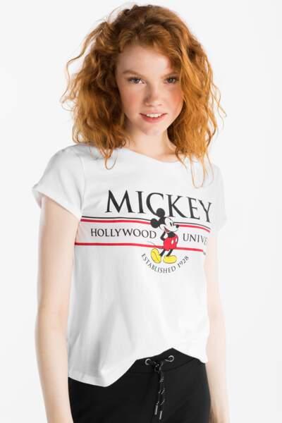 T-shirt Mickey, C&A, 9€
