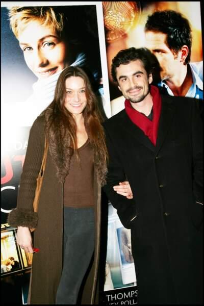 Carla Bruni et Raphaël Enthoven en couple de 2000 à 2007