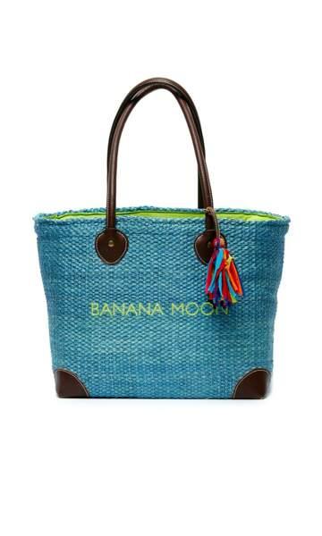 Banana Moon, panier de plage, 69 €
