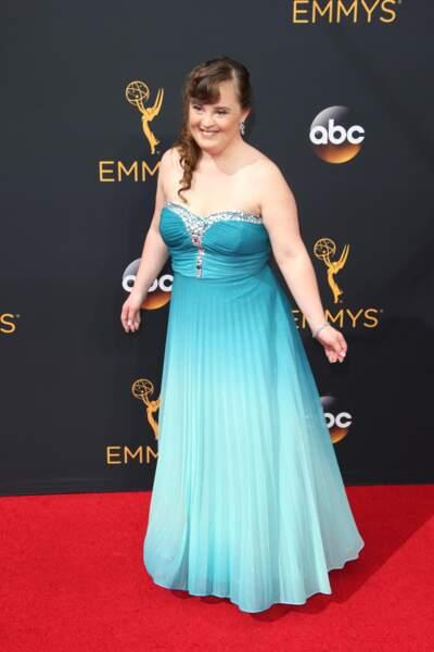 Emmy Awards 2016 : Jamie Brewer (American Horror Story)