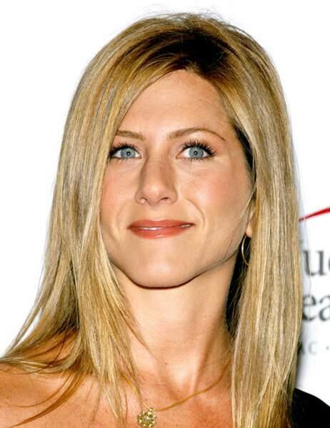 Jennifer Aniston, aussi sublime en 2003...