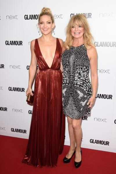 Kate Hudson et sa mère Goldie Hawn, les éternelles complices