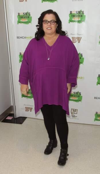 Avant-après ces stars qui ont perdu du poids - Rosie O'Donnell avant