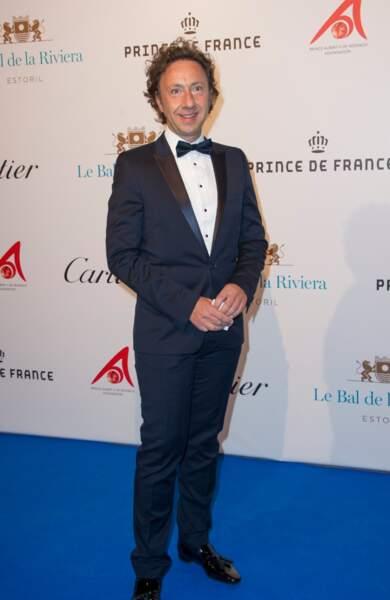Stéphane Bern (France 2) à la 3e place avec 25%