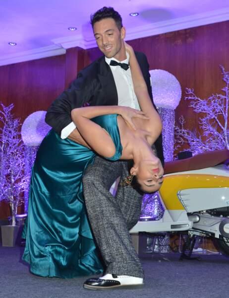 Maxime Demeyrez, le danseur de Danse avec les stars, et une jeune femme